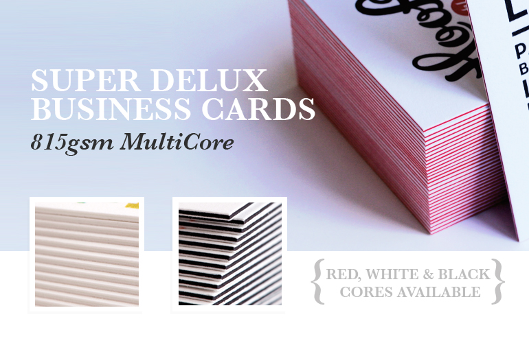 Luxury Cards